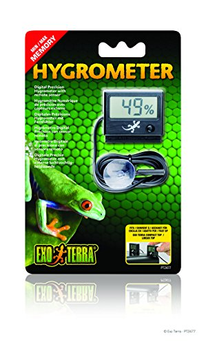Exo Terra digitales Hygrometer mit Messfühler