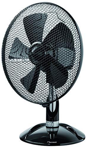 Bestron ADF30DZ - Ventilador de pie (45 W, 220 V), color negro