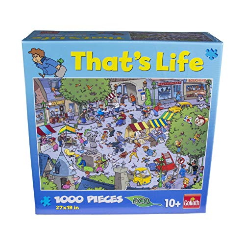 That's Life - 1000Piece Puzzle - The Village