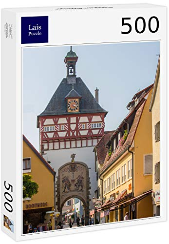 Lais Puzzle Bietigheim-Bissingen 500 Teile