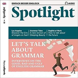 Spotlight Audio - Let's talk about grammar. 2/2019 Titelbild