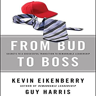 From Bud to Boss audiobook cover art