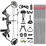 Compound Bow TOPOINTARCHERY M1 Package, 19
