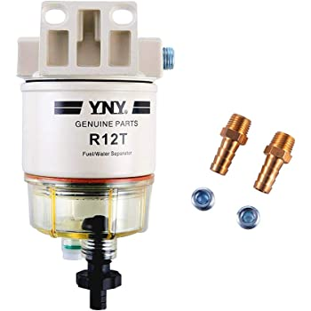Replacement R12T S3240 Fuel Filter for for Marine Engine