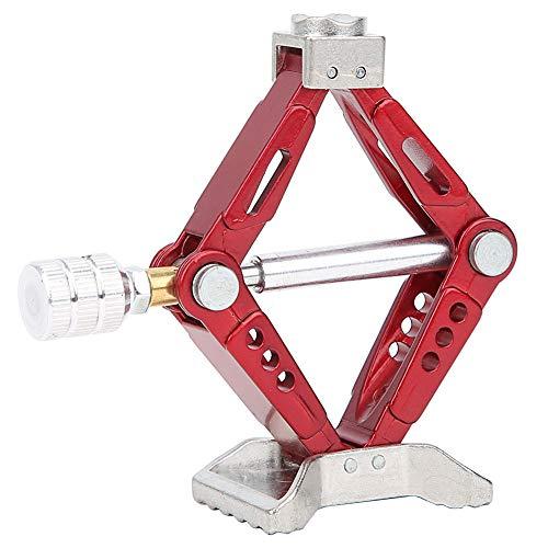 GXX Coche RC 1:10 Escala Ajustable Metal Scissor Jack Herramienta Pieza Accesorio RC Crawler