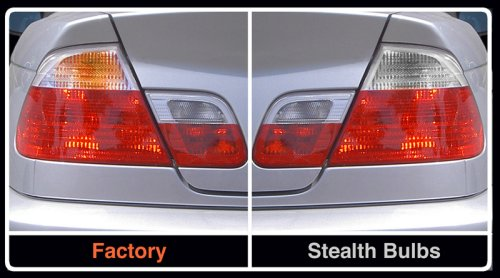 Stealth Bulbs - #7528