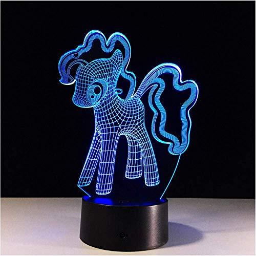 Festival Pokemon 3D-lamp nachtlampje met bewegingssensor powerbank USB LED lampensensor licht nachtlampje baby