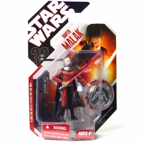 Hasbro Star Wars Basic Figure Kotor Darth Malak