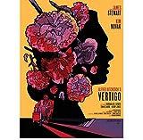 ZOEOPR Poster Vertigo Poster Classic TV Movie Poster Wall Art Canvas Painting Poster Decorazione Domestica per Soggiorno 50 * 70Cm Senza Cornice