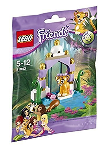 Lego Friends Animals in Bustina Singola 4' Serie 41042