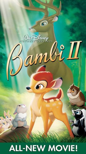 Bambi II [VHS]