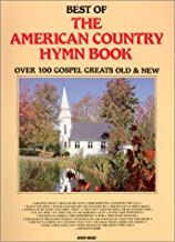 Best of The American Country Hymn Book (Hymnal)