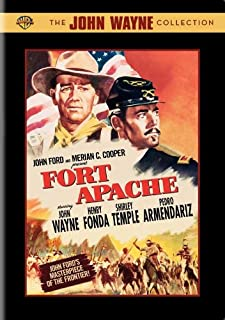Fort Apache 11 x 17 Movie Poster - Style B