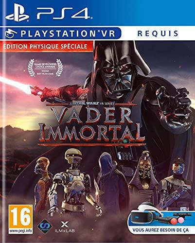 Vader Immortal: A Star Wars VR Series (PS4 VR Requis) [Edizione: Francia]