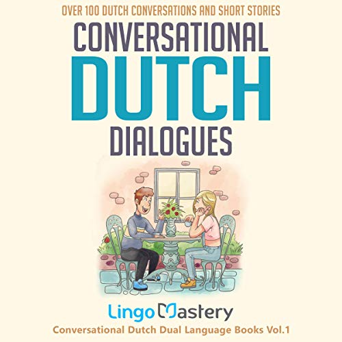 Conversational Dutch Dialogues cover art