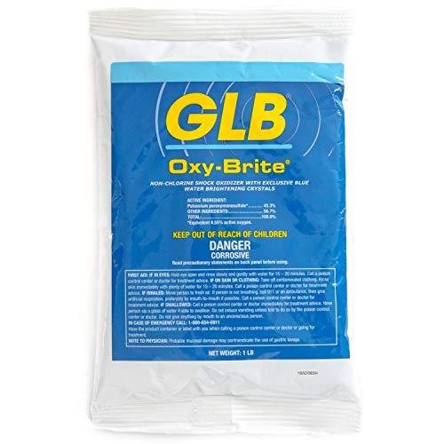 ADVANTIS TECH GLB 71414 1 LB Oxy-Brite Nonchlorine Shock