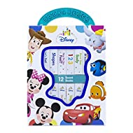 Disney Baby Mickey Mouse, Minnie, Toy Story and More! - My First Library Board Book Block 12-Book Se...