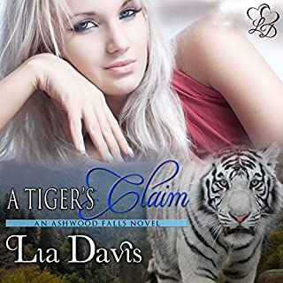 A Tiger's Claim audiobook cover art