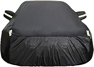 LLHGYY Car Cover, Compatible with Maserati GranTurismo, Waterproof and Windproof Sun Protection All Day Protection, Indoor and Outd (Size : 2012 4.7L MC Stradale)