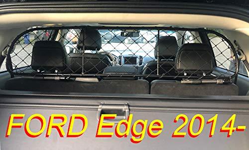 ERGOTECH Trennnetz/Hundenetz RDA65-S14, für Hunde und Gepäck. Sicher, komfortabel für Ihren Hund, garantiert!