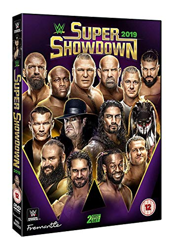 WWE: Super ShowDown 2019 [DVD] [Reino Unido]