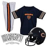 Franklin Sports Chicago Bears Kids Football Uniform Set - NFL Youth Football Costume for Boys & Girls - Set...