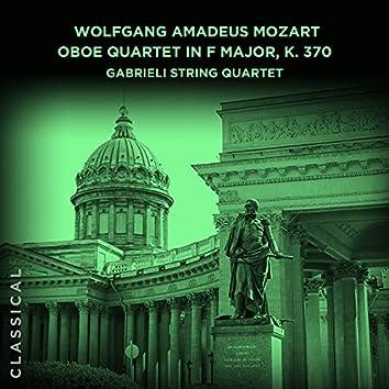 Wolfgang Amadeus Mozart: Oboe Quartet in F Major, K. 370