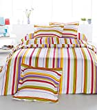 Venca Hogar Juego nórdico 2 Piezas Rayas Multicolor sin género - 452050