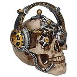 Nemesis Now Techno Talk - Figura Decorativa (18 cm), Color marrón