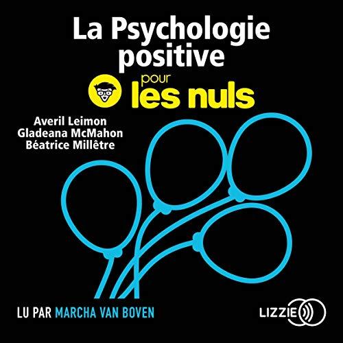 Couverture de La psychologie positive pour les Nuls