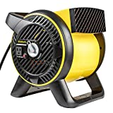STANLEY ST-310A-120 Air Blower, Yellow