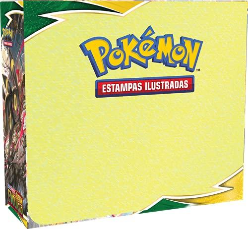 Box Display Pokémon Espada e Escudo 7 Céus em Evolução