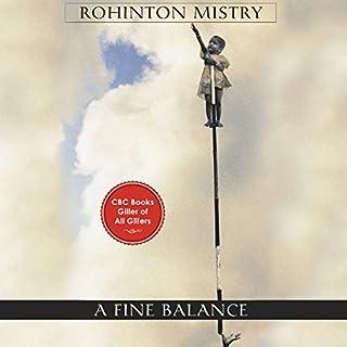 A Fine Balance cover art