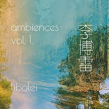 Ambiences, Vol. 1