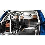 D'origine Audi Q5(type FY, à partir de 2017) Grille de séparation longitudinal Grille de protection pour chien...