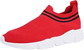 Yamall Men'S Lightweight Breathable Mesh Street Sport Walking Shoes Casual Sneakers For Sports Gym Walking
