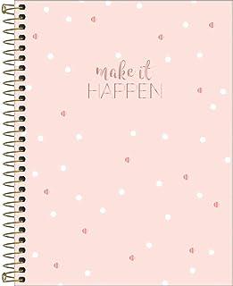 Caderno de 01 Matéria - Pacote com 4 unidades Tilibra, Multicor
