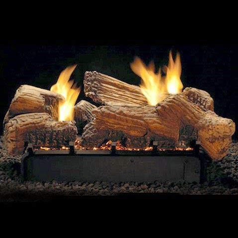 Best Deals! Slope Glaze Vista 30 Multi-Sided Burner - Natural Gas