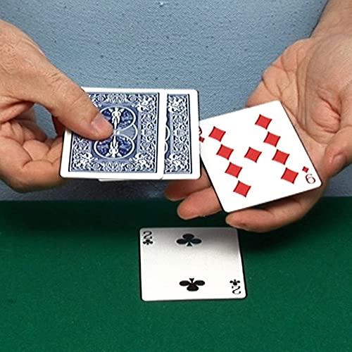 Carta Invisible - Juego de Magia con explicaciones en vídeo. Mucho más fáciles de comprender. Desplaza la Imagen a la Izquierda y podrás Ver una demostración en vídeo.