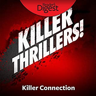 Killer Connection audiobook cover art