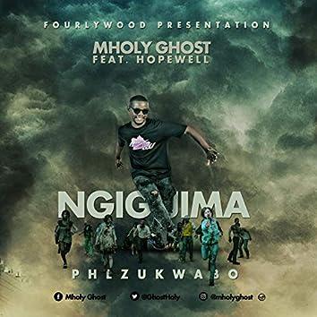 Ngigijima Phezukwabo (feat. Hopewell)