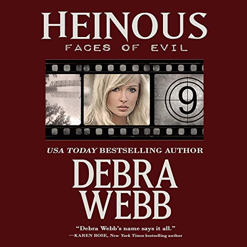 Heinous  By  cover art