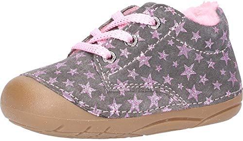 Lurchi Unisex Baby Florentine Stiefel, Grau (Grey 25), 23 EU