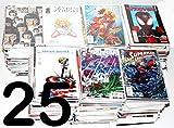 HUGE COMIC BOOK LOT 25 MARVEL DC...