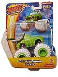 Blaze y los Monster Machines - GWX81 - Veicolo en Metallo - Monster Engine Pickle - Pressofuso