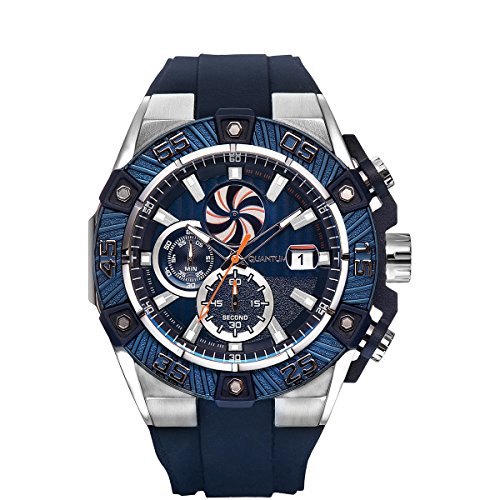 Quantum - Herren -Armbanduhr- PWG413.399