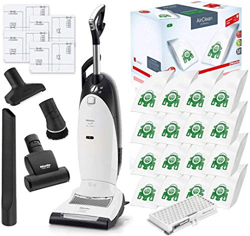 Miele Cat and Dog U1 Dynamic Upright HEPA Vacuum Cleaner...