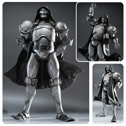 Marvel Doctor Doom Classic Version Action Figure image