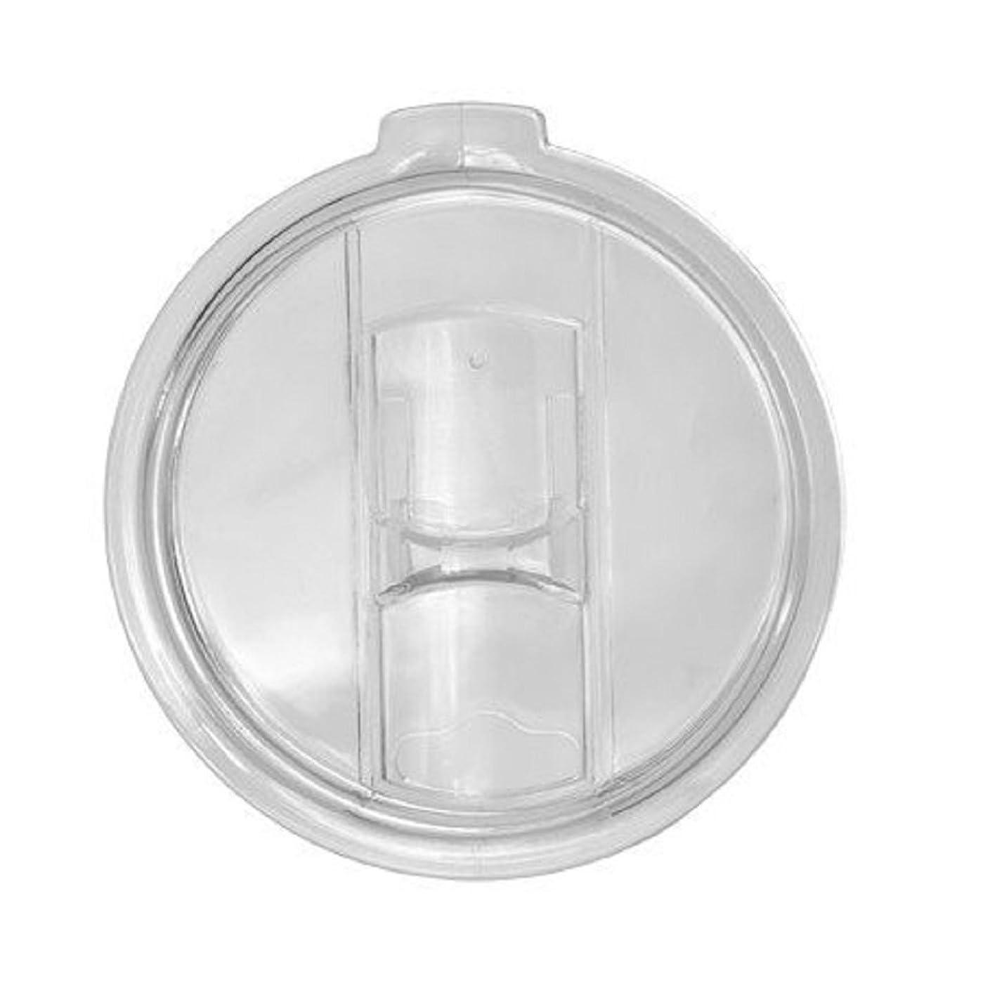 脱臼するクレジット今日NEW Spill and Splash Resistant Lid with Slider Closure for 30 oz. Tumblers - Fits YETI Rambler Perfectly by Artic Chill
