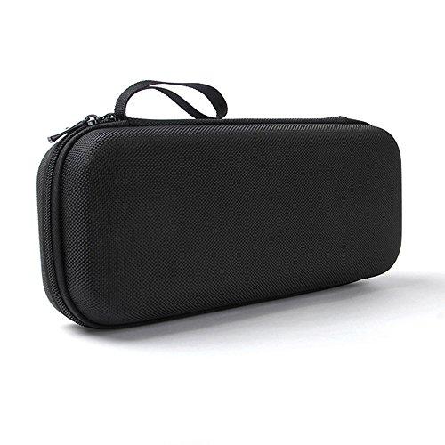 Baugger Bolsa de Estetoscopio | Estuche Rígido Para Bolsa de Almacenamiento Eva Estetoscopio con Grandes Bolsillos de Malla Para Accesorios Antichoque Impermeable